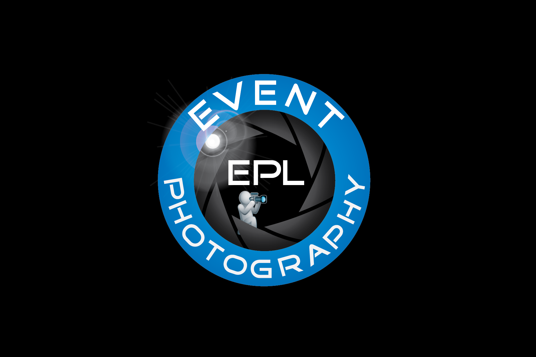 Logo Design by Private User - Entry No. 49 in the Logo Design Contest New Logo Design for EPL Event Photography.
