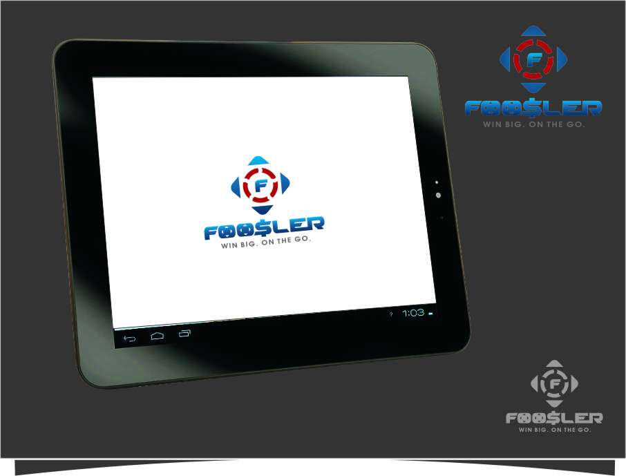 Logo Design by Ngepet_art - Entry No. 4 in the Logo Design Contest Foosler Logo Design.