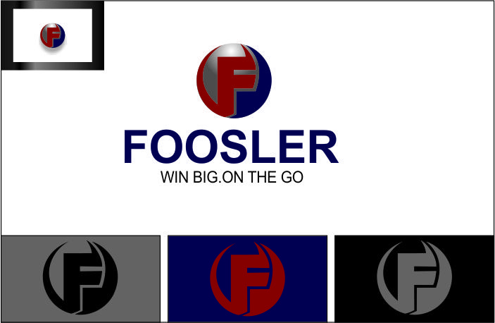 Logo Design by Agus Martoyo - Entry No. 8 in the Logo Design Contest Foosler Logo Design.