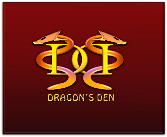Logo Design by openartposter - Entry No. 36 in the Logo Design Contest The Dragons' Den needs a new logo.