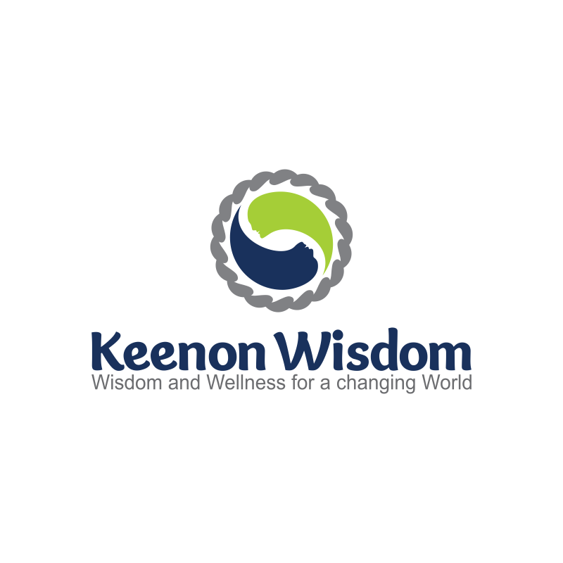 Logo Design by moisesf - Entry No. 59 in the Logo Design Contest Logo Design for Keen on Wisdom, Keen for Life, Keen 4 Life.