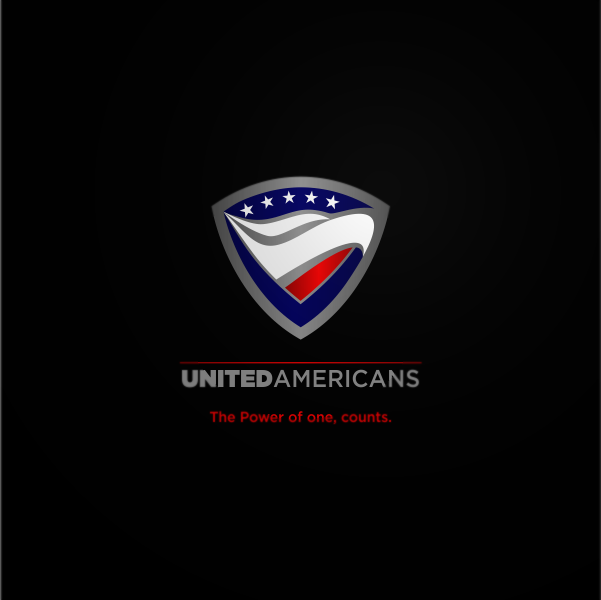 Logo Design by Private User - Entry No. 131 in the Logo Design Contest Creative Logo Design for United Americans.