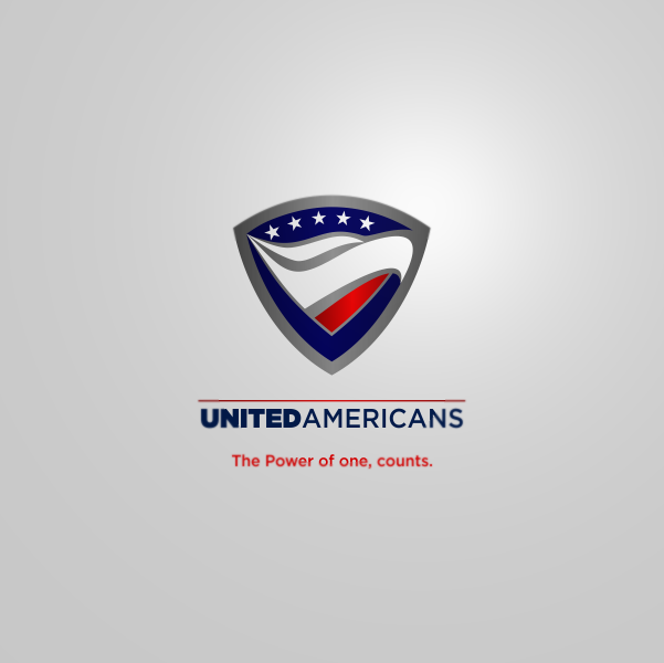 Logo Design by Private User - Entry No. 132 in the Logo Design Contest Creative Logo Design for United Americans.