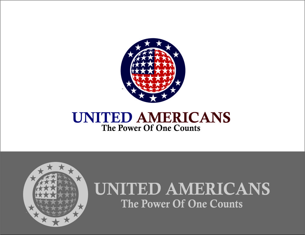 Logo Design by Agus Martoyo - Entry No. 133 in the Logo Design Contest Creative Logo Design for United Americans.