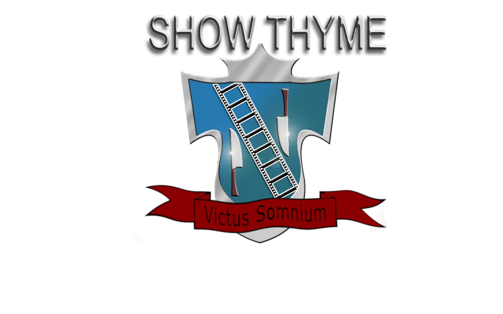 Logo Design by Kostas Vasiloglou - Entry No. 29 in the Logo Design Contest Showthyme Catering Logo Design.