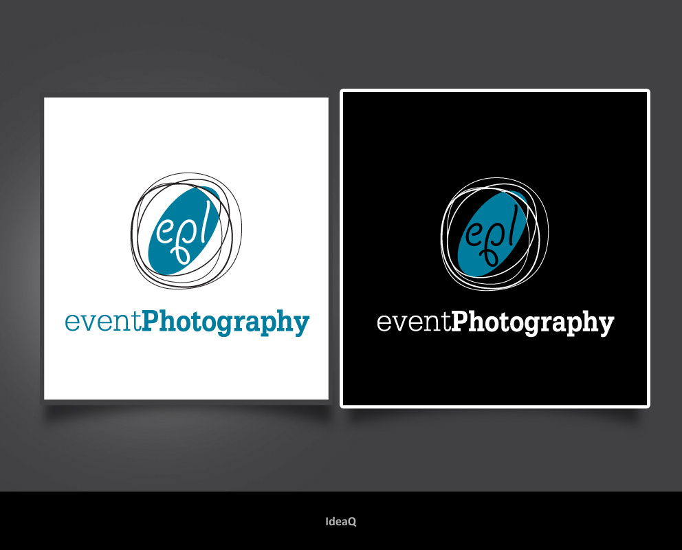 Logo Design by Private User - Entry No. 54 in the Logo Design Contest New Logo Design for EPL Event Photography.