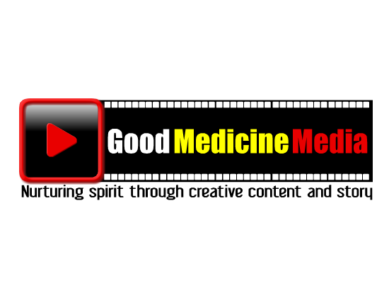 Logo Design by Ismail Adhi Wibowo - Entry No. 229 in the Logo Design Contest Good Medicine Media Logo Design.
