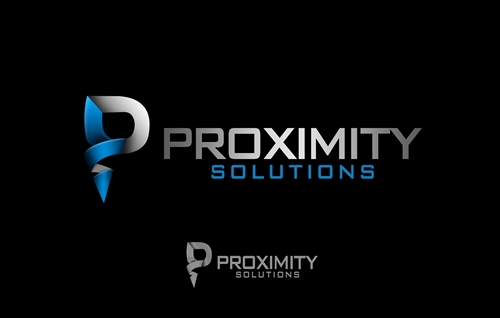 Logo Design by Respati Himawan - Entry No. 135 in the Logo Design Contest New Logo Design for Proximity Solutions.