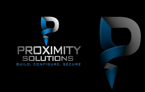 Logo Design by Respati Himawan - Entry No. 136 in the Logo Design Contest New Logo Design for Proximity Solutions.