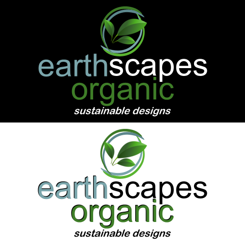 Logo Design by vlramirez - Entry No. 55 in the Logo Design Contest Earthscapes Organic.