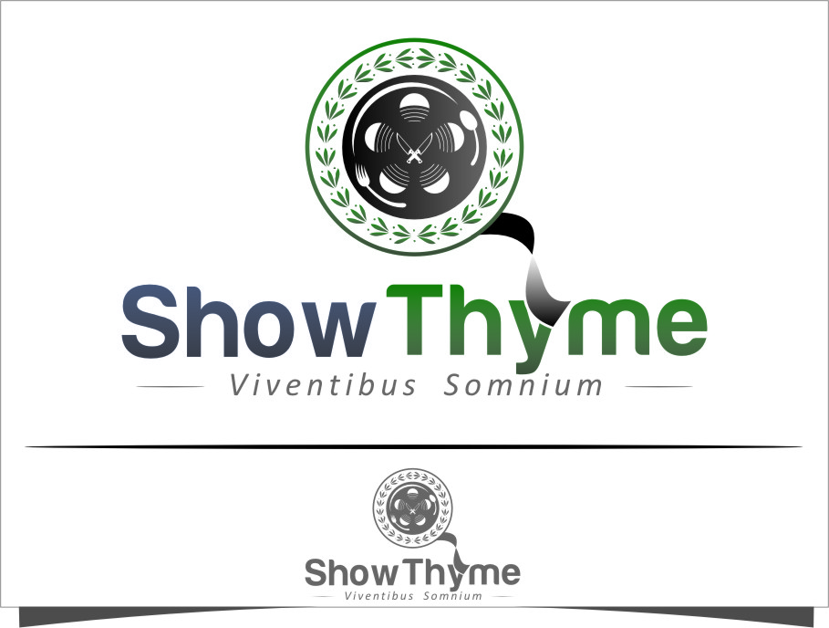 Logo Design by Ngepet_art - Entry No. 33 in the Logo Design Contest Showthyme Catering Logo Design.