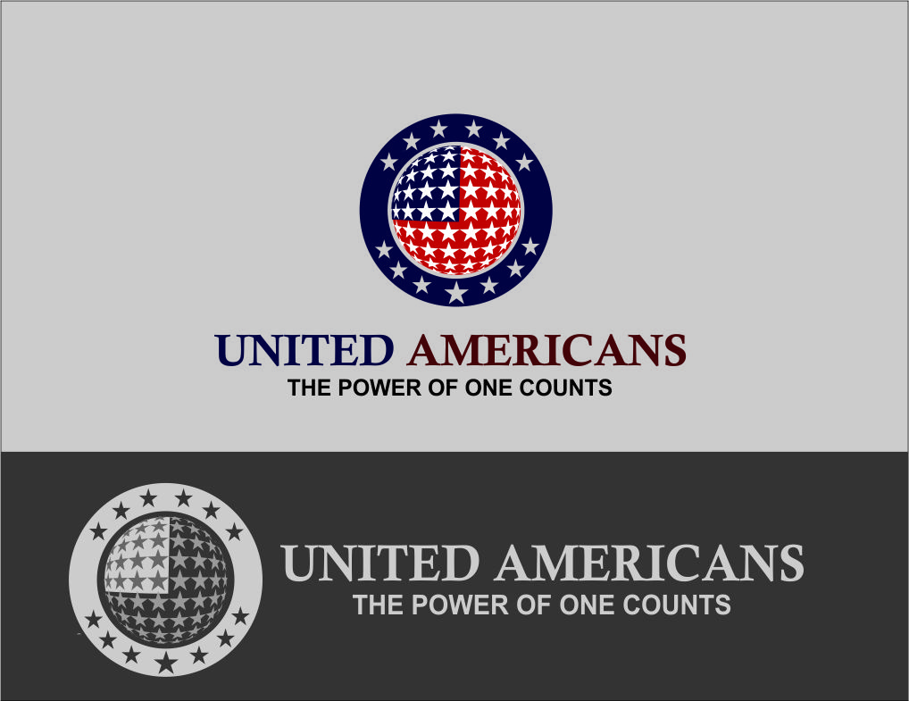 Logo Design by Agus Martoyo - Entry No. 139 in the Logo Design Contest Creative Logo Design for United Americans.