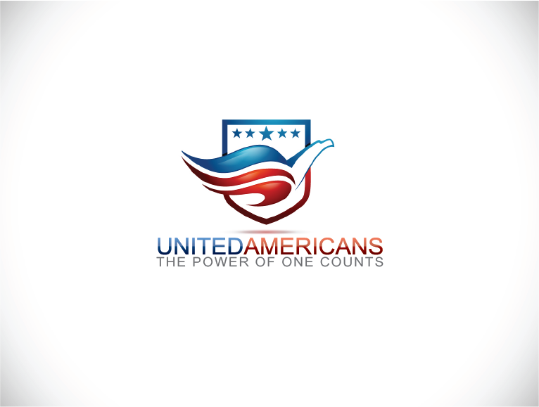 Logo Design by Private User - Entry No. 140 in the Logo Design Contest Creative Logo Design for United Americans.