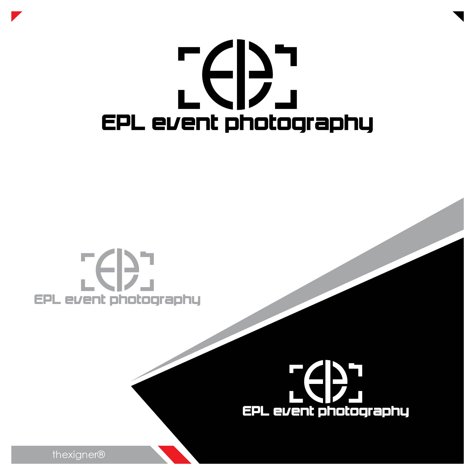 Logo Design by lagalag - Entry No. 56 in the Logo Design Contest New Logo Design for EPL Event Photography.
