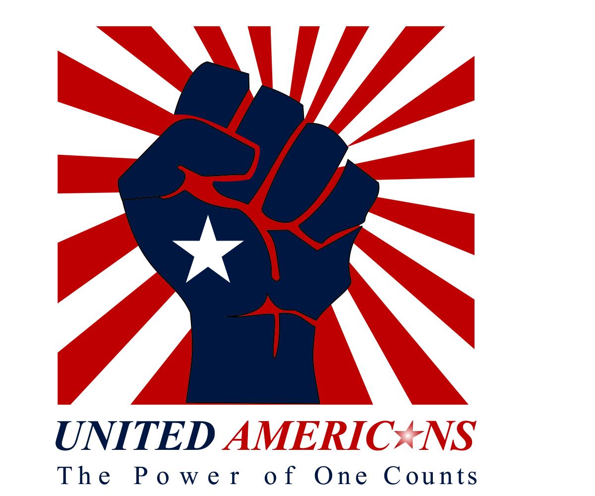 Logo Design by franz - Entry No. 152 in the Logo Design Contest Creative Logo Design for United Americans.