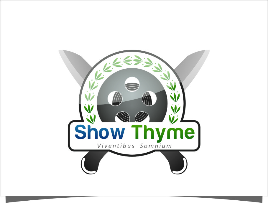 Logo Design by RasYa Muhammad Athaya - Entry No. 39 in the Logo Design Contest Showthyme Catering Logo Design.
