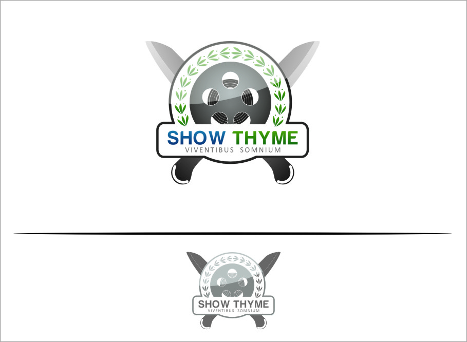 Logo Design by Ngepet_art - Entry No. 42 in the Logo Design Contest Showthyme Catering Logo Design.