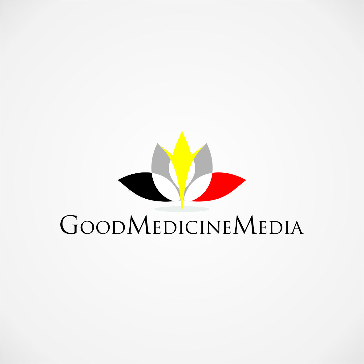 Logo Design by arteo_design - Entry No. 241 in the Logo Design Contest Good Medicine Media Logo Design.