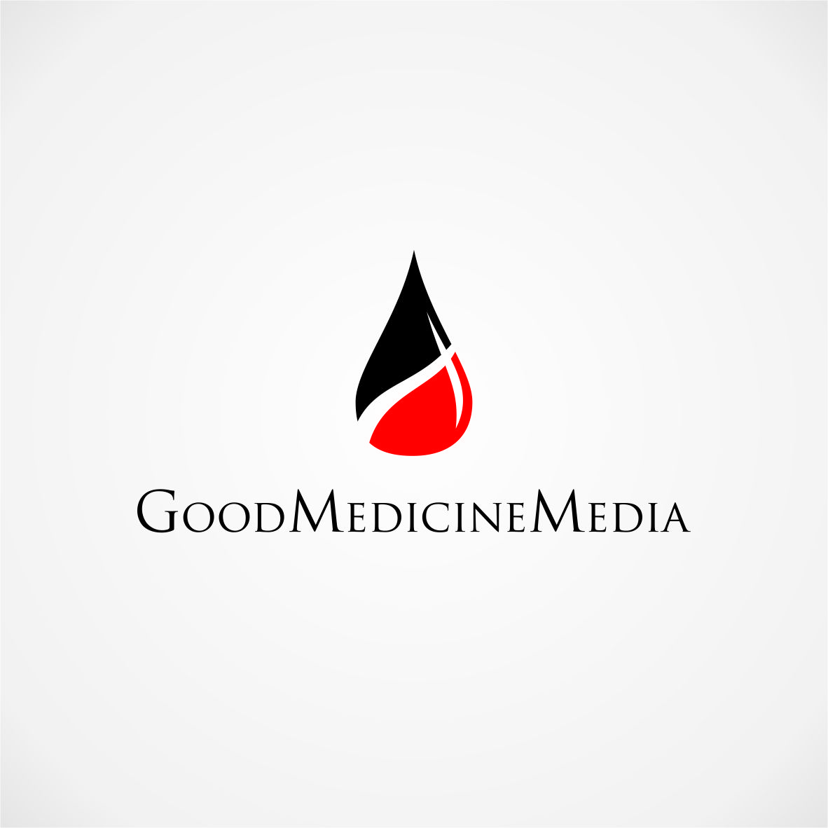 Logo Design by arteo_design - Entry No. 242 in the Logo Design Contest Good Medicine Media Logo Design.