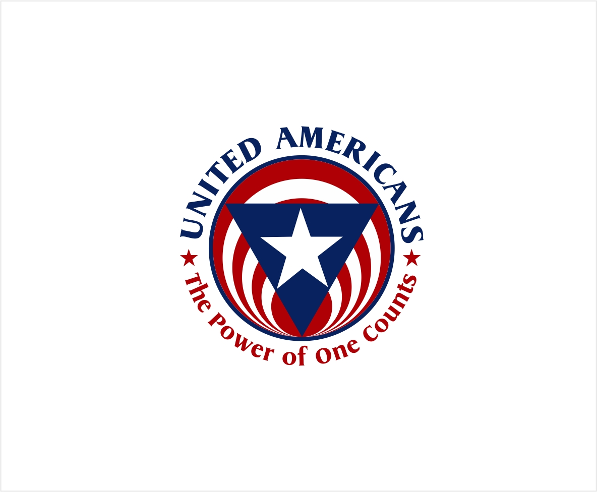Logo Design by haidu - Entry No. 154 in the Logo Design Contest Creative Logo Design for United Americans.