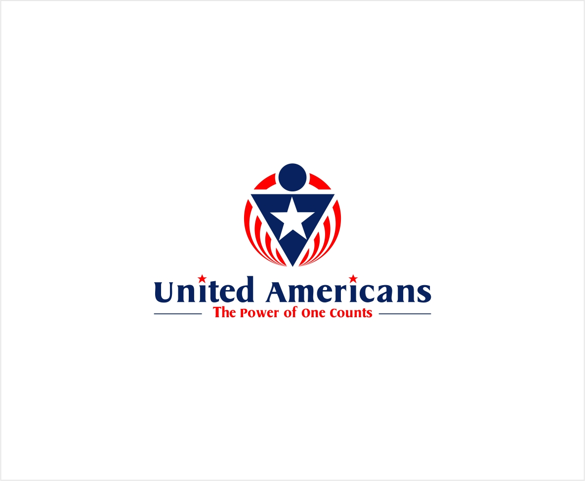 Logo Design by haidu - Entry No. 155 in the Logo Design Contest Creative Logo Design for United Americans.