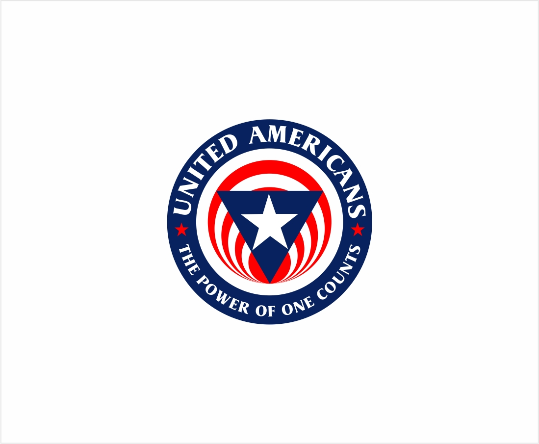 Logo Design by haidu - Entry No. 156 in the Logo Design Contest Creative Logo Design for United Americans.