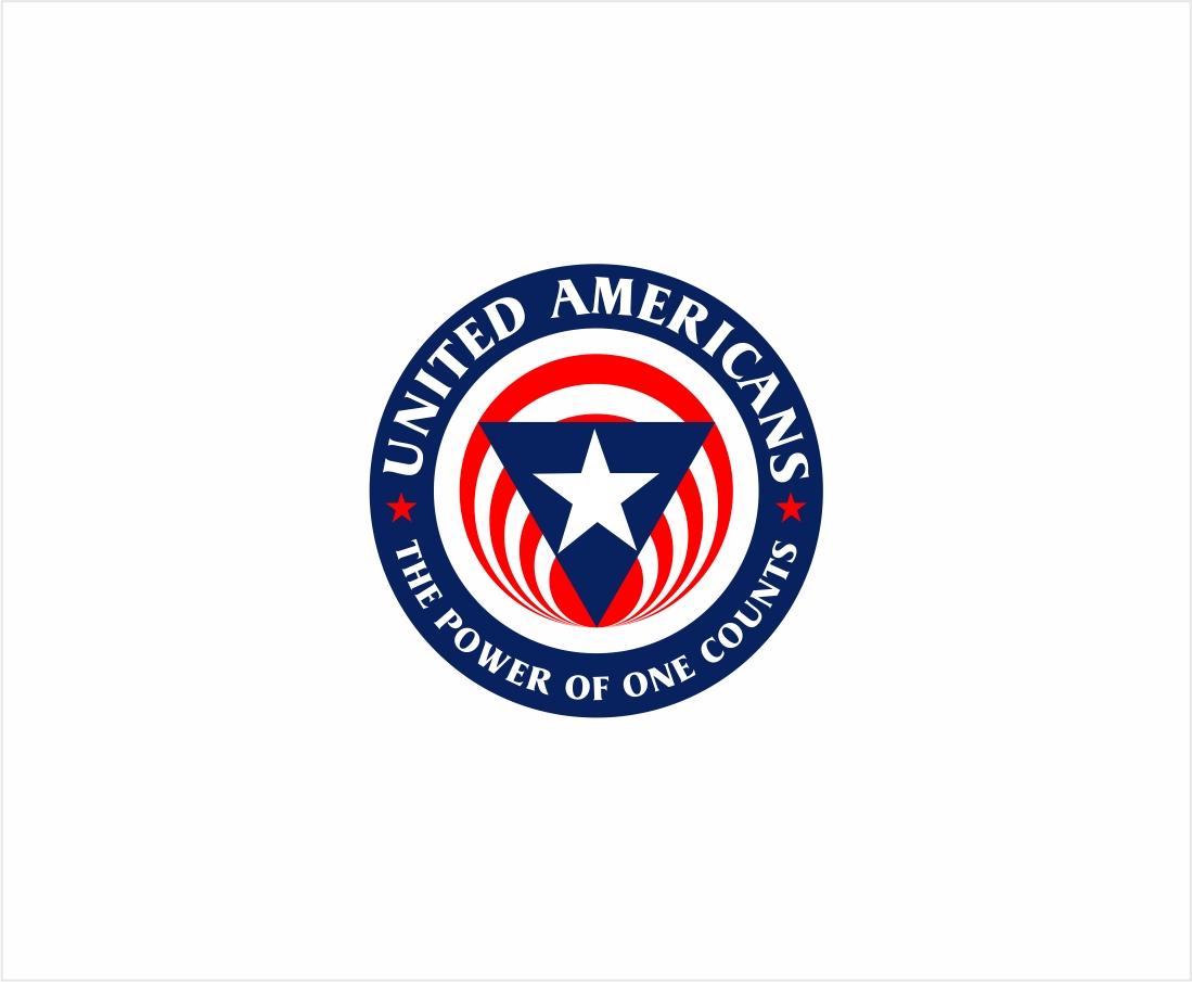 Logo Design by haidu - Entry No. 156 in the Logo Design Contest Creative Logo Design for United Americans.