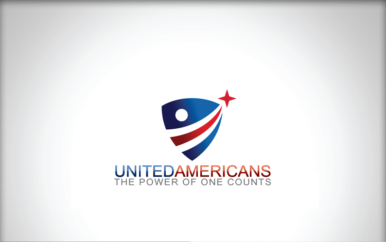 Logo Design by Private User - Entry No. 160 in the Logo Design Contest Creative Logo Design for United Americans.