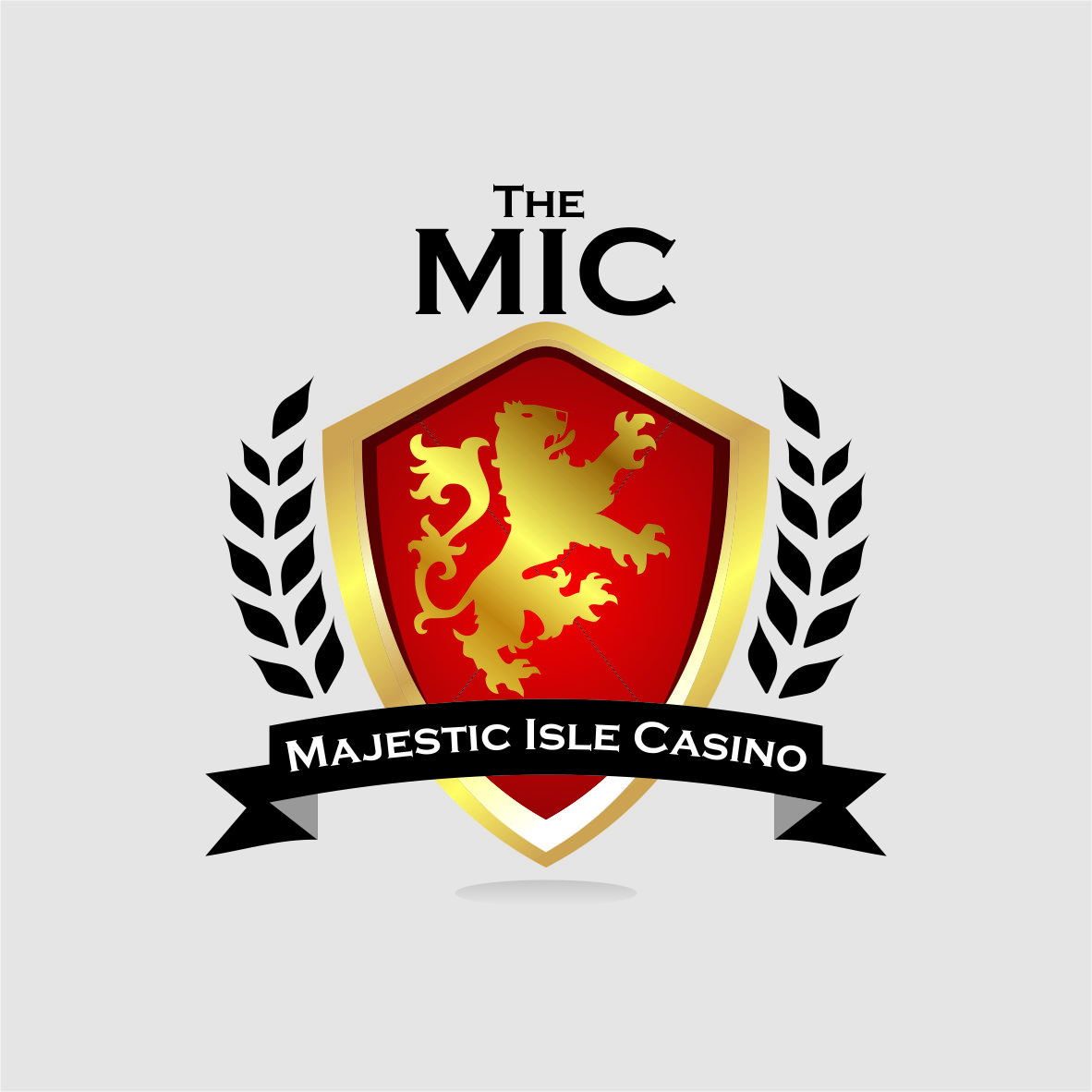Logo Design by arteo_design - Entry No. 36 in the Logo Design Contest New Logo Design for The Majestic Isle Casino.