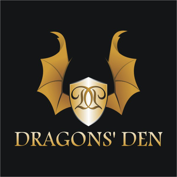 Logo Design by aspstudio - Entry No. 39 in the Logo Design Contest The Dragons' Den needs a new logo.