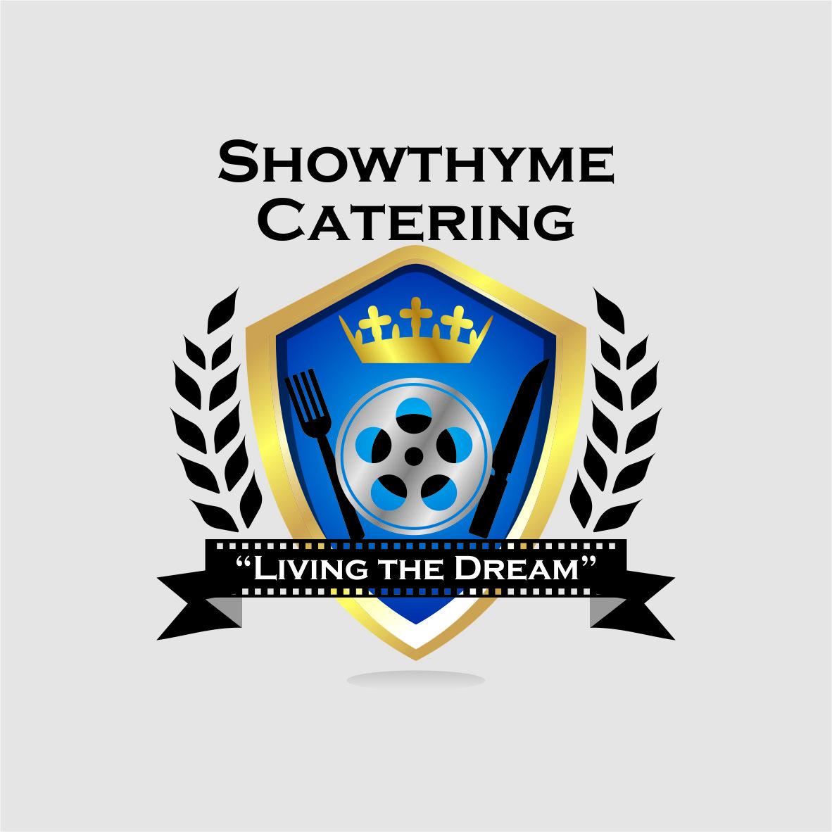 Logo Design by arteo_design - Entry No. 44 in the Logo Design Contest Showthyme Catering Logo Design.