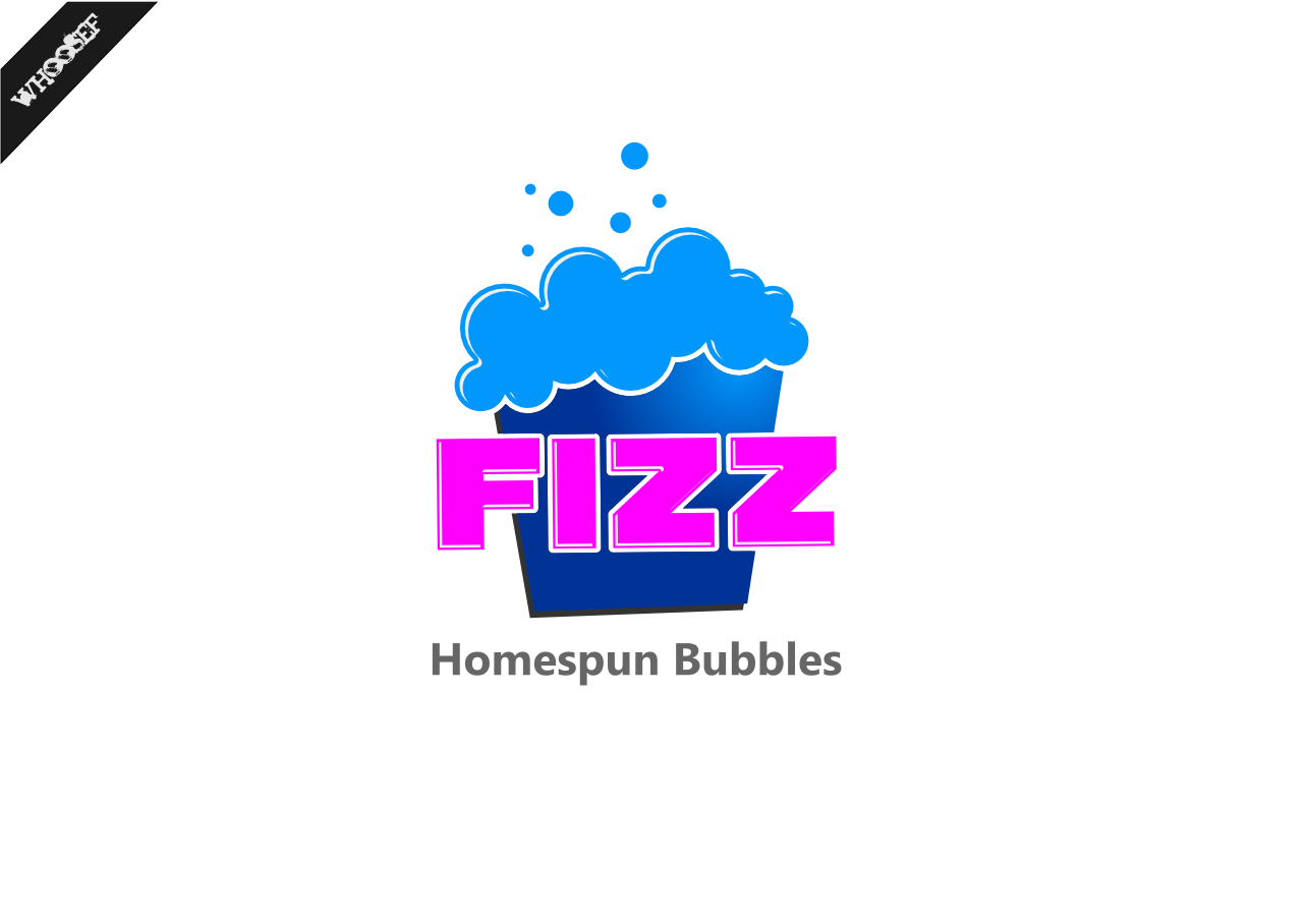 Logo Design by whoosef - Entry No. 2 in the Logo Design Contest Unique Logo Design Wanted for Fizz.