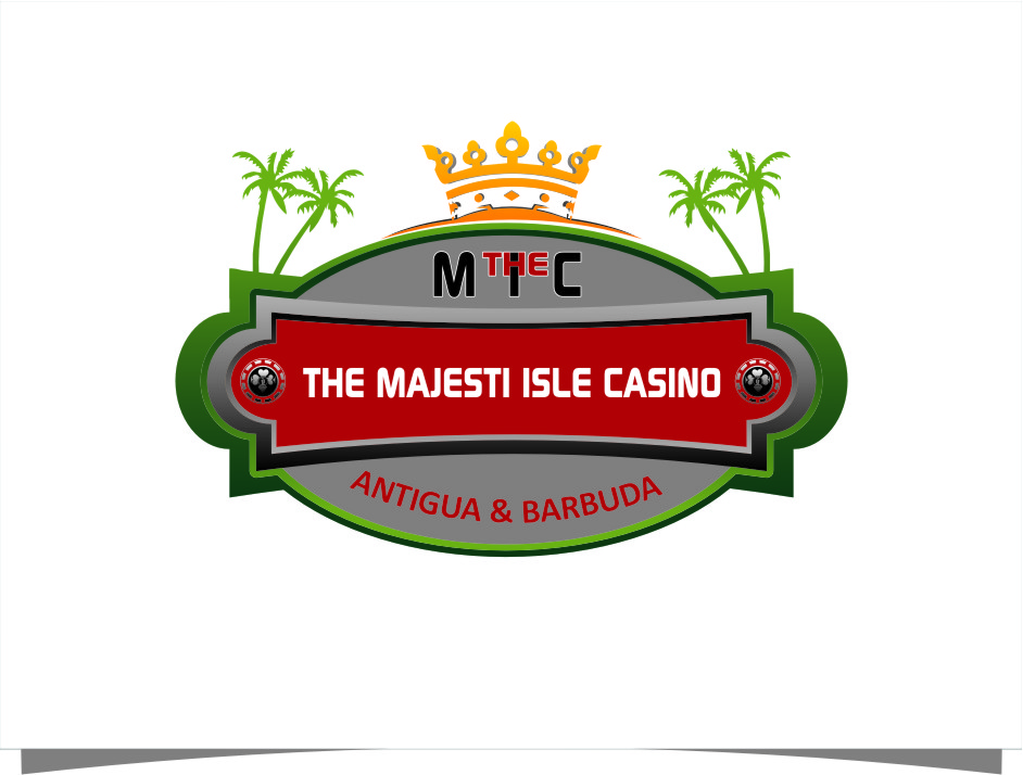 Logo Design by RasYa Muhammad Athaya - Entry No. 39 in the Logo Design Contest New Logo Design for The Majestic Isle Casino.