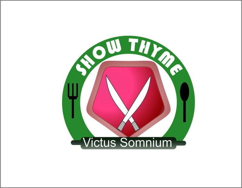 Logo Design by Agus Martoyo - Entry No. 45 in the Logo Design Contest Showthyme Catering Logo Design.