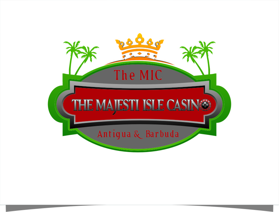 Logo Design by RasYa Muhammad Athaya - Entry No. 41 in the Logo Design Contest New Logo Design for The Majestic Isle Casino.