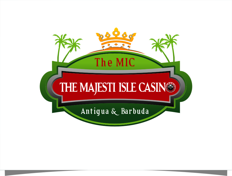 Logo Design by RasYa Muhammad Athaya - Entry No. 43 in the Logo Design Contest New Logo Design for The Majestic Isle Casino.