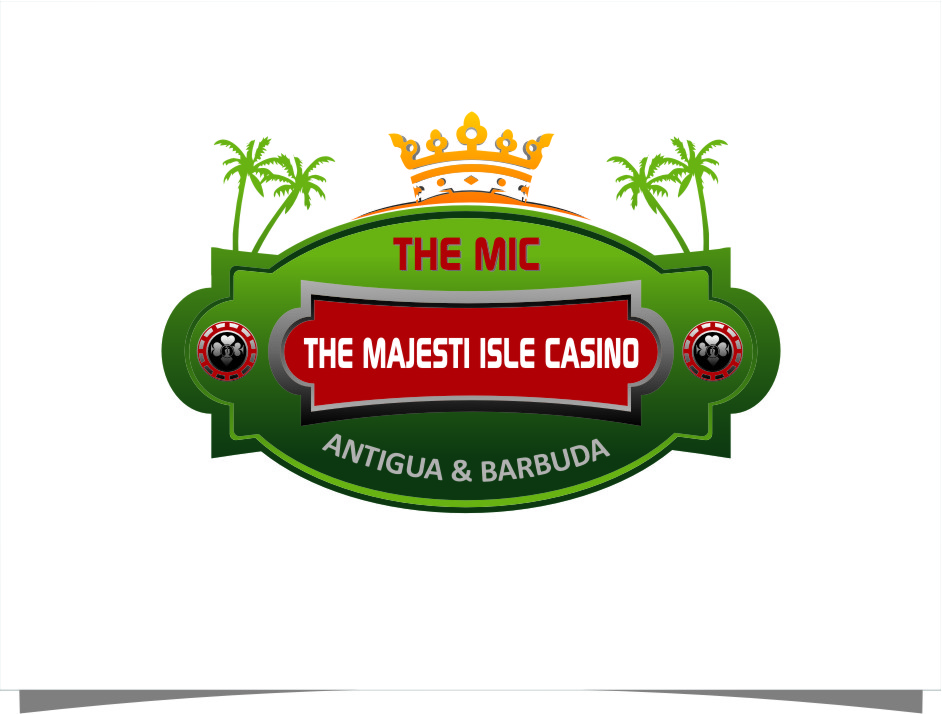 Logo Design by RasYa Muhammad Athaya - Entry No. 44 in the Logo Design Contest New Logo Design for The Majestic Isle Casino.