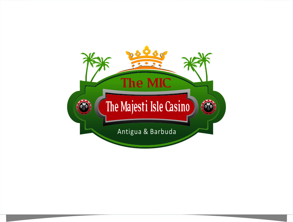 Logo Design by RasYa Muhammad Athaya - Entry No. 45 in the Logo Design Contest New Logo Design for The Majestic Isle Casino.