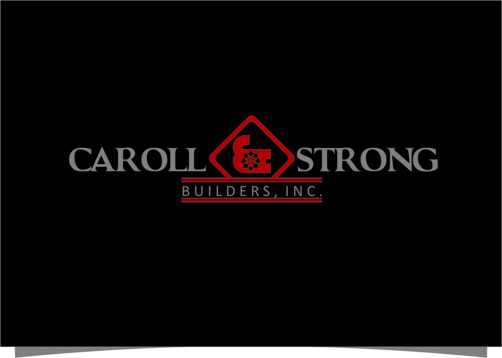 Logo Design by Ngepet_art - Entry No. 78 in the Logo Design Contest New Logo Design for Carroll & Strong Builders, Inc..