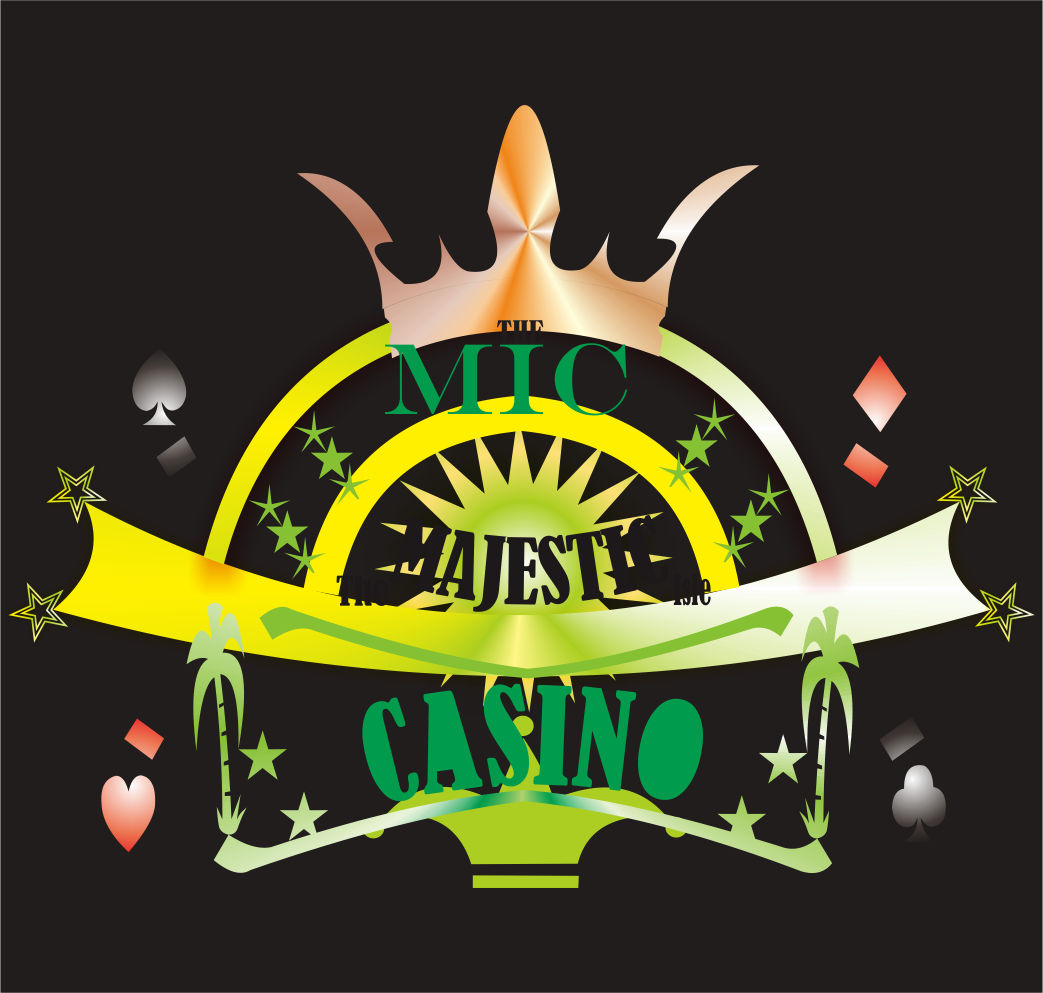 Logo Design by Teguh Hanuraga - Entry No. 48 in the Logo Design Contest New Logo Design for The Majestic Isle Casino.