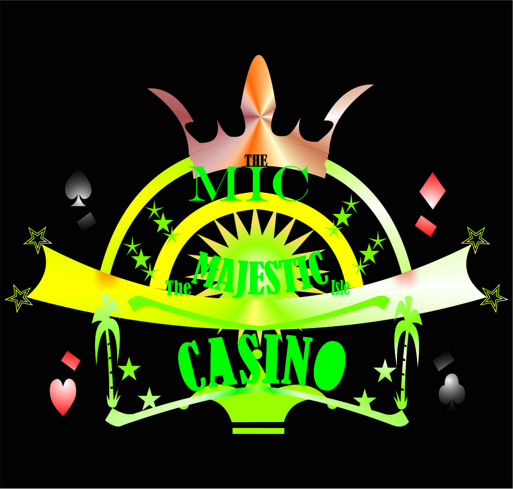 Logo Design by Teguh Hanuraga - Entry No. 49 in the Logo Design Contest New Logo Design for The Majestic Isle Casino.