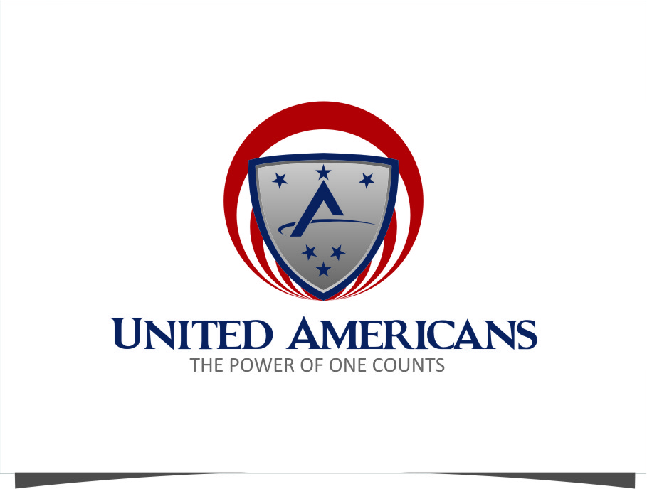 Logo Design by Ngepet_art - Entry No. 170 in the Logo Design Contest Creative Logo Design for United Americans.