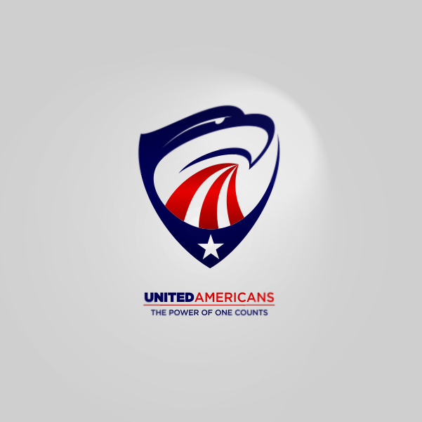 Logo Design by Private User - Entry No. 172 in the Logo Design Contest Creative Logo Design for United Americans.