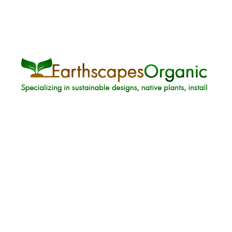 Logo Design by zams - Entry No. 62 in the Logo Design Contest Earthscapes Organic.