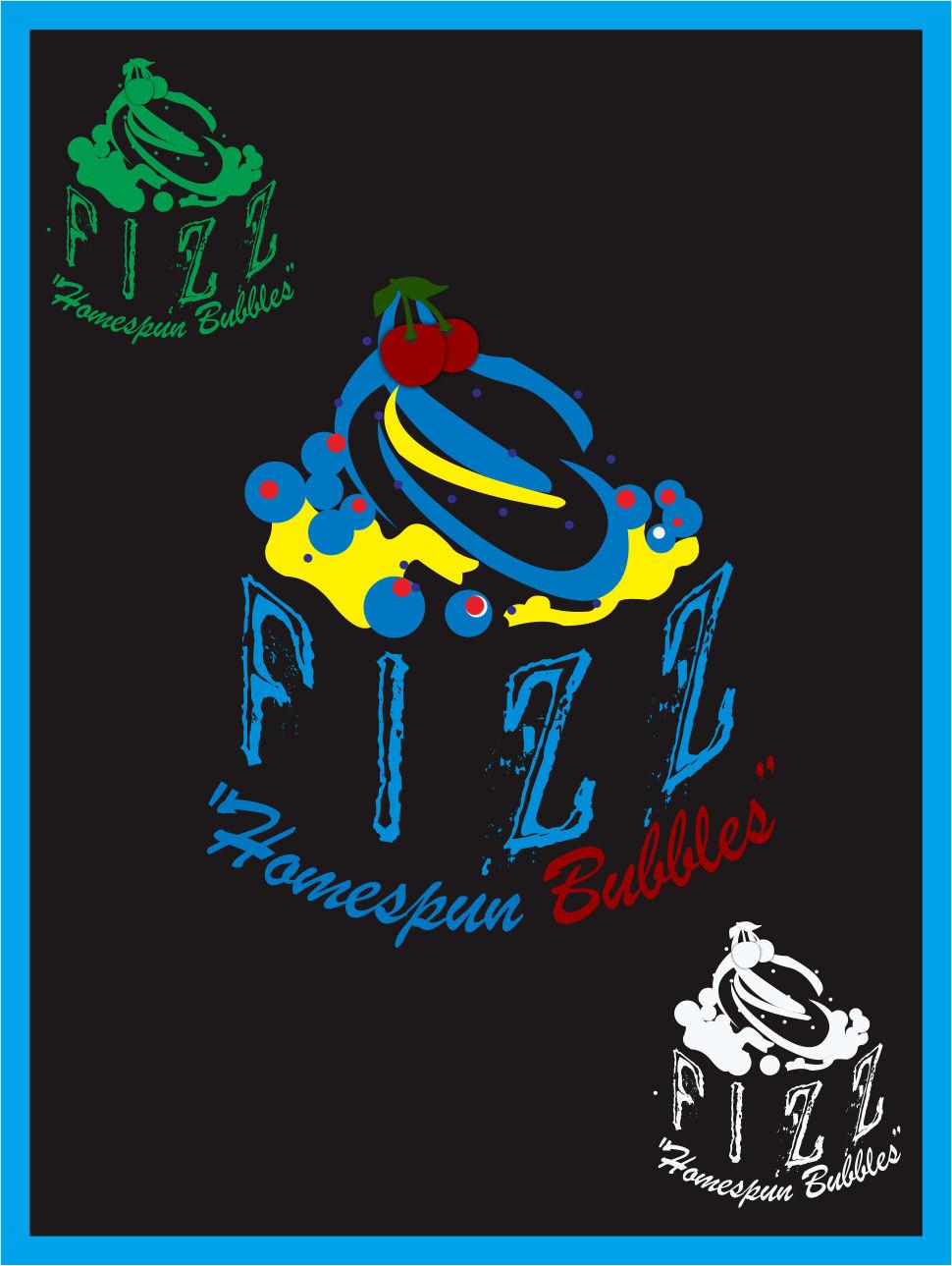 Logo Design by Teguh Hanuraga - Entry No. 8 in the Logo Design Contest Unique Logo Design Wanted for Fizz.