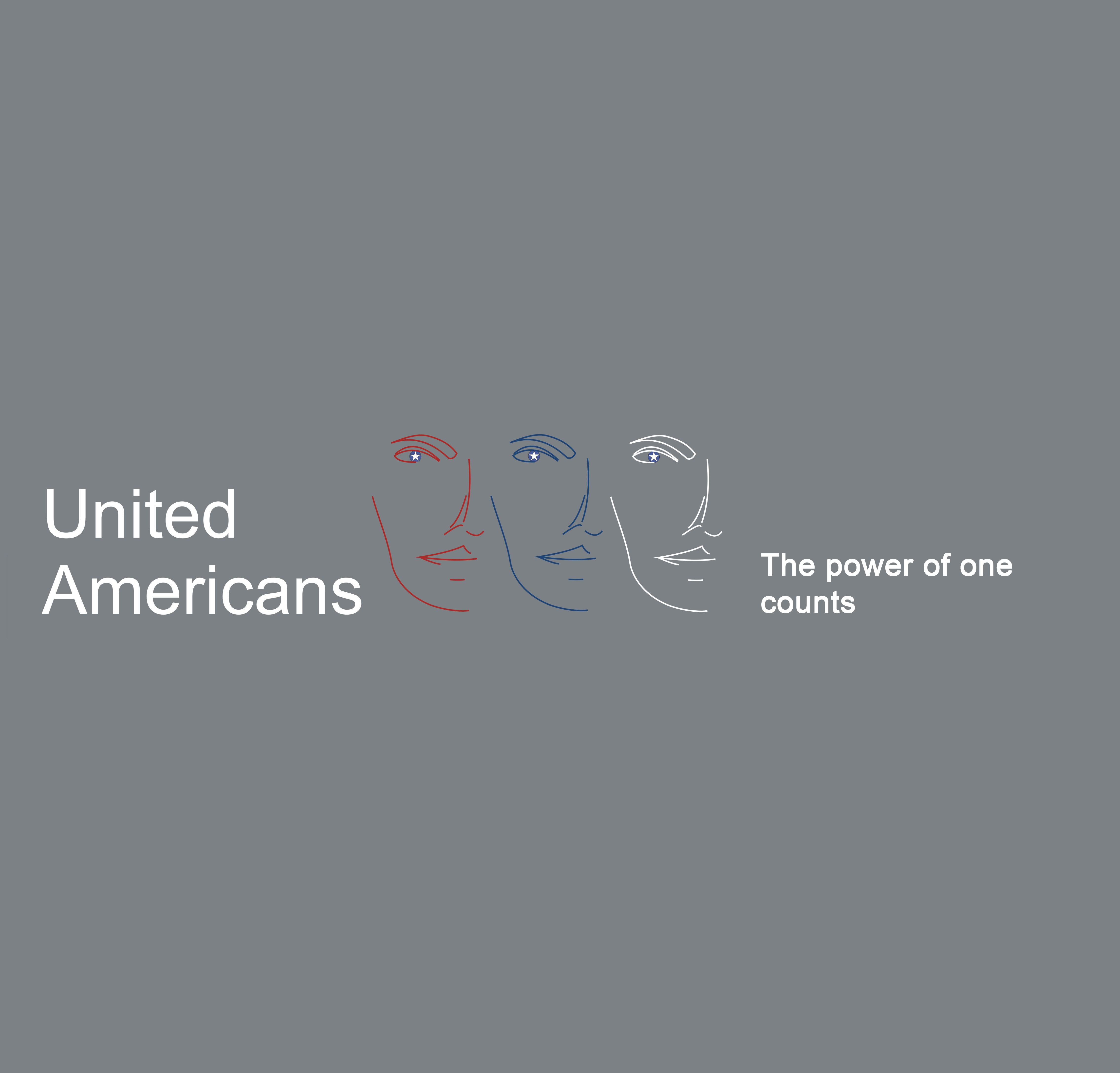 Logo Design by Kostas Vasiloglou - Entry No. 173 in the Logo Design Contest Creative Logo Design for United Americans.