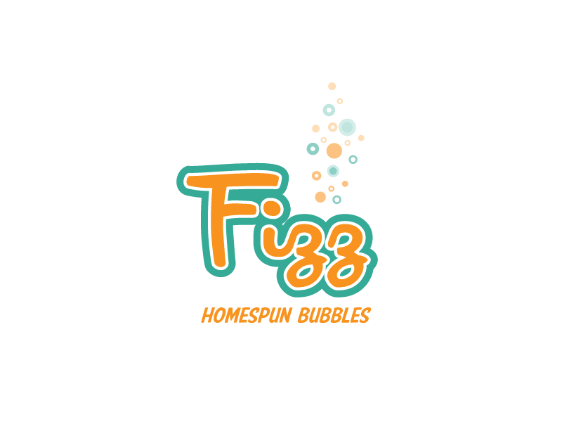 Logo Design by Stephen Young - Entry No. 12 in the Logo Design Contest Unique Logo Design Wanted for Fizz.