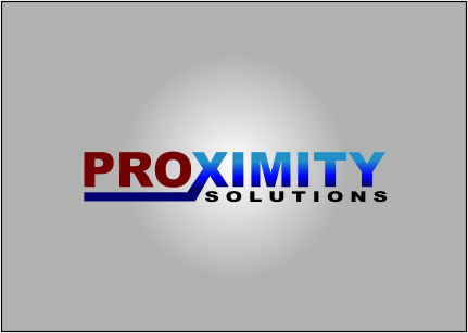 Logo Design by Agus Martoyo - Entry No. 141 in the Logo Design Contest New Logo Design for Proximity Solutions.
