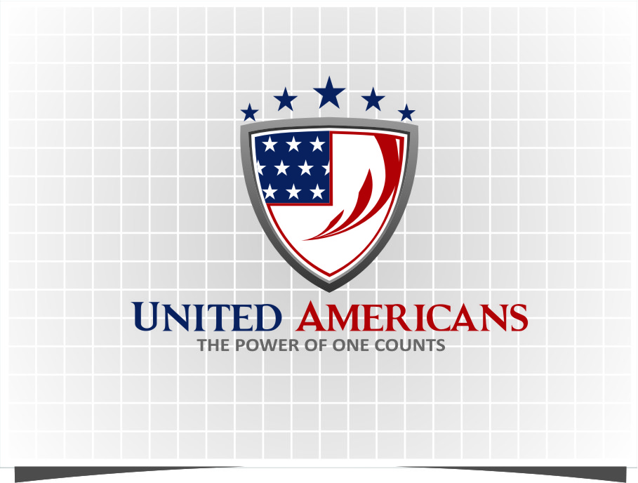 Logo Design by RasYa Muhammad Athaya - Entry No. 179 in the Logo Design Contest Creative Logo Design for United Americans.