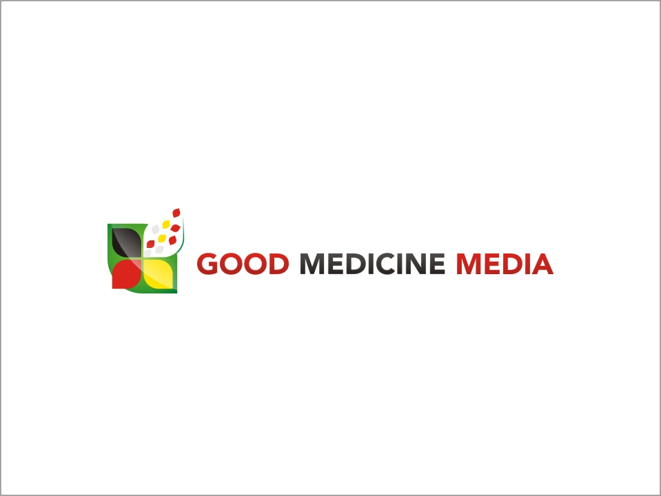 Logo Design by RED HORSE design studio - Entry No. 247 in the Logo Design Contest Good Medicine Media Logo Design.